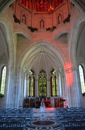 Mount Stuart: The Marble Chapel