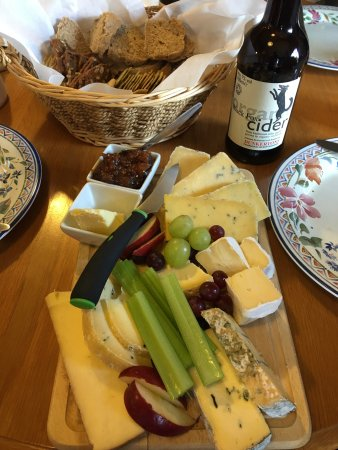 Monkland Cheese Dairy