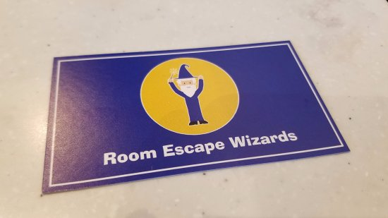 Room Escape Wizards