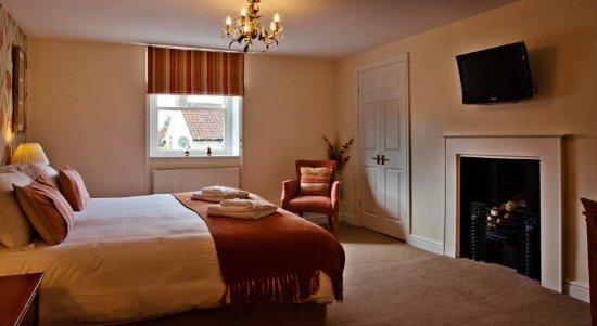 The George at Wath: Bedroom