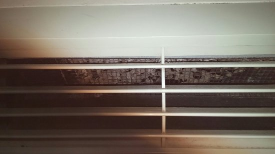 ‪‪Danville‬, بنسيلفانيا: Something nasty in AC‬