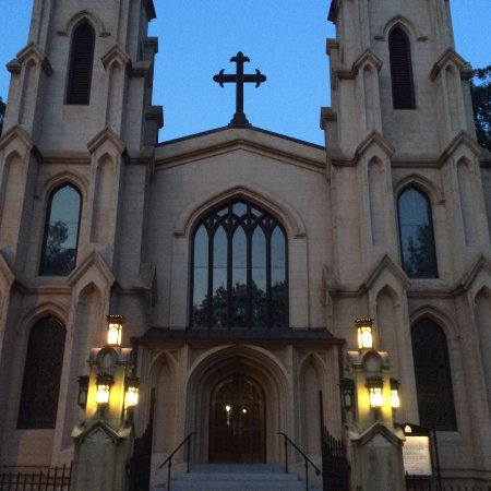 Trinity Episcopal Cathedral: Frente