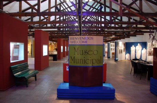 Museo Municipal Virginia Choquintel