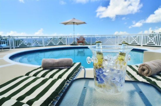 Villa Marbella Suites: You should be sitting here