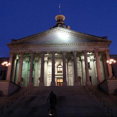 South Carolina State House: Frente