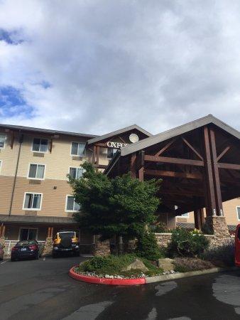 ซิลเวอร์เดล, วอชิงตัน: Nice hotel!