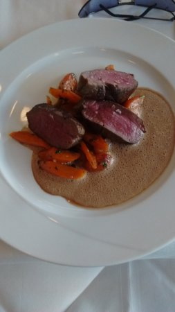Art Deco Imperial: Main Course - Fallow Deer