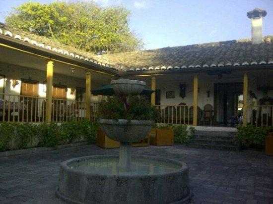 Hacienda- Hosteria Chorlavi : Chorlavi