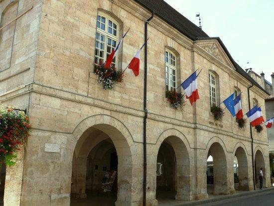 Hôtel de ville d'Ornans