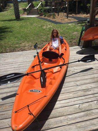 Si Como No Inn: Kayak you can rent