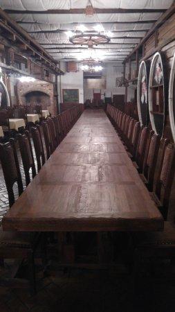 Ilok, Croatie : One of the Restaurant rooms