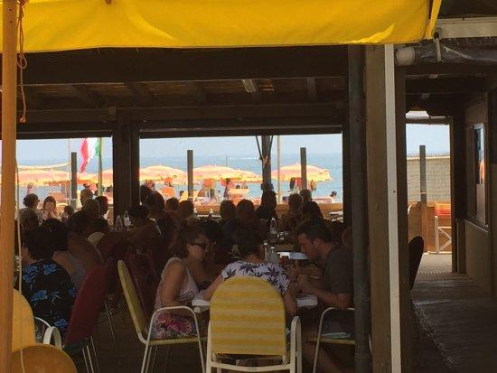 Sala piena! picture of bagno kamala punta marina terme tripadvisor