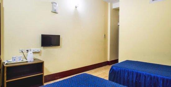 Kalka, India: A Room