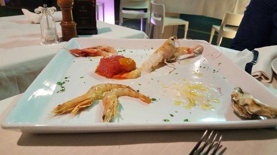 Spadafino milano marittima restaurant bewertungen for Bagno holiday milano marittima