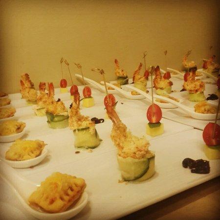 Adamo Restaurant Plated Dinner & Plated Dinner - Picture of Adamo Restaurant Clarens - TripAdvisor