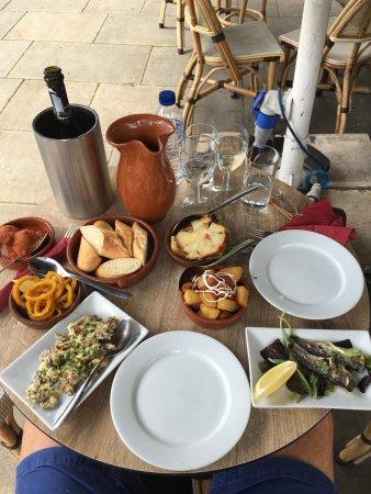 Pinchos Chelmsford Menu Prices Restaurant Reviews