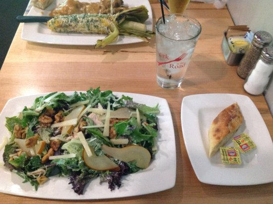 Mukwonago, WI: Delicious Roasted Chicken & Pear