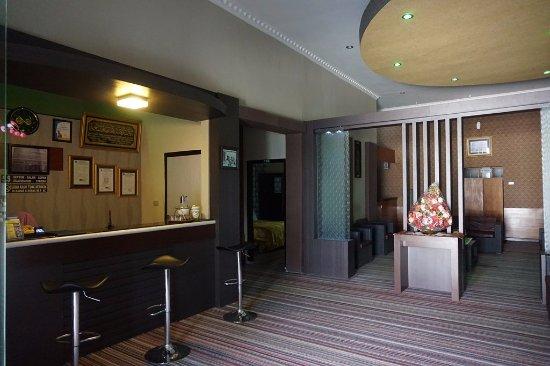 Hotel Grand S'kuntum: Loby Hotel