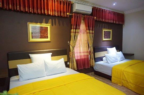 Hotel Grand S'kuntum: Salah Satu Type Kamar