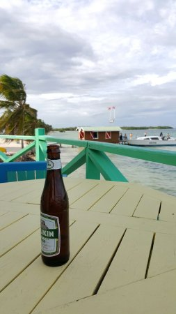 Turneffe Island, Belice: Blackbird Caye Resort