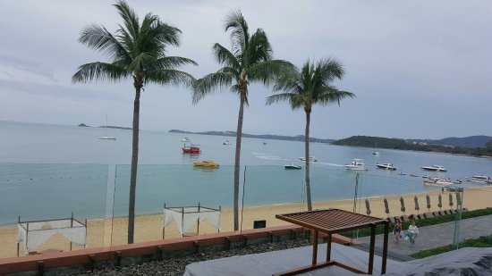Hansar Samui Resort: 20160620_161657_large.jpg