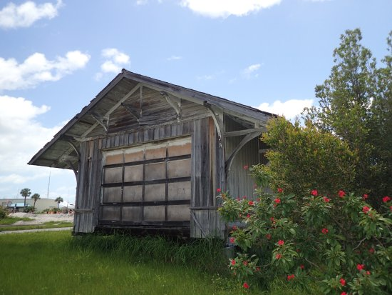 Fort Pierce, FL: The Historic Depot