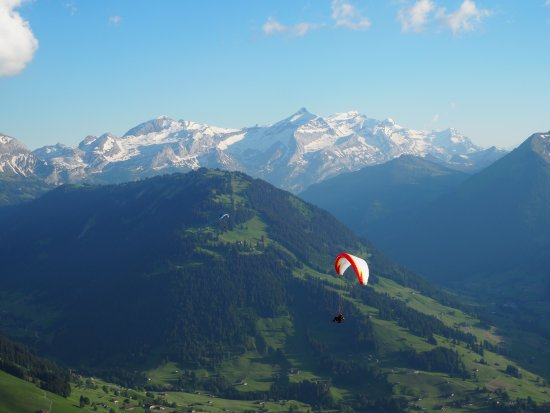 Time To Fly Paragliding