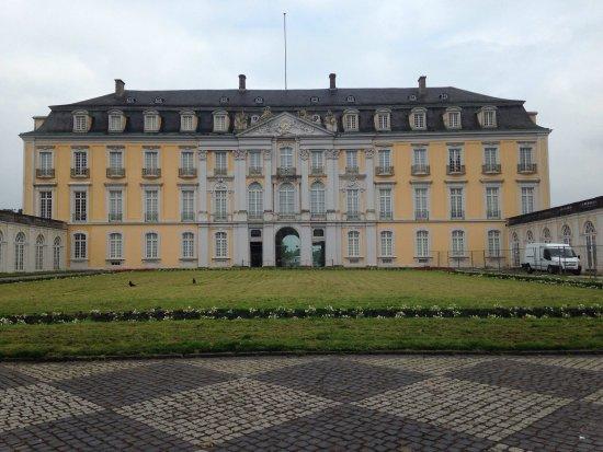Schloss in Brühl: Schloss Bruehl