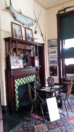 Henry B. Plant Museum: One of three rooms in the Parlor Suite.