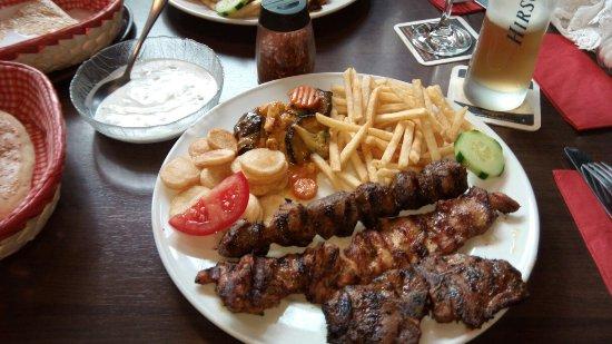Restaurant Defne: Mega lecker!