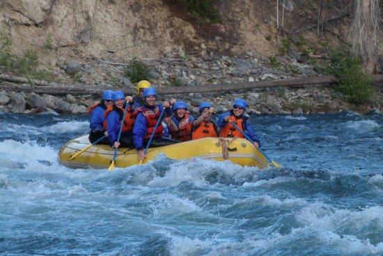 Kimberley Raft Co : Kootenay Rafting Fam Tour 2016