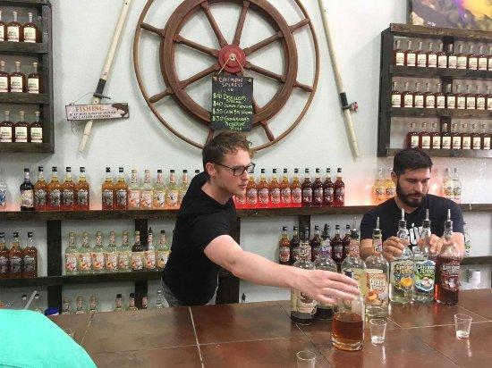 George Town, Gran Caimán: Cayman Spirits Co. Distillery