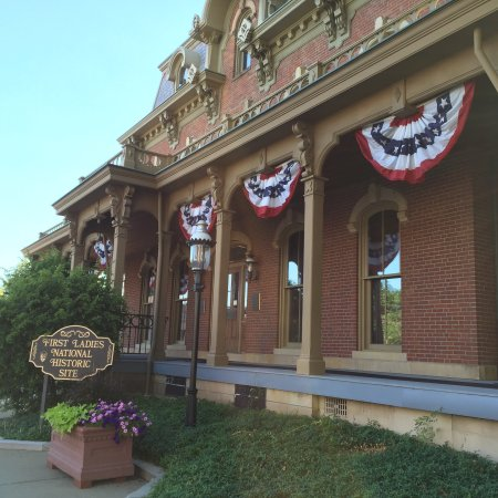 Canton, OH: First Ladies National Historic Site