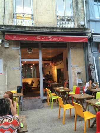 image Iles et Thé Une Fois sur Montpellier