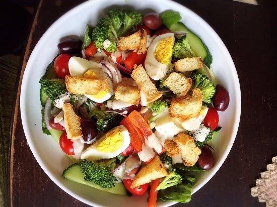 Apotekergaarden : salad