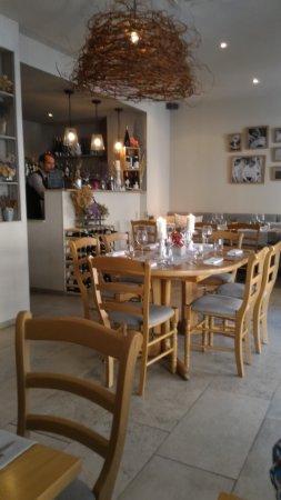 La Roustide : The interior, nice and pleasant