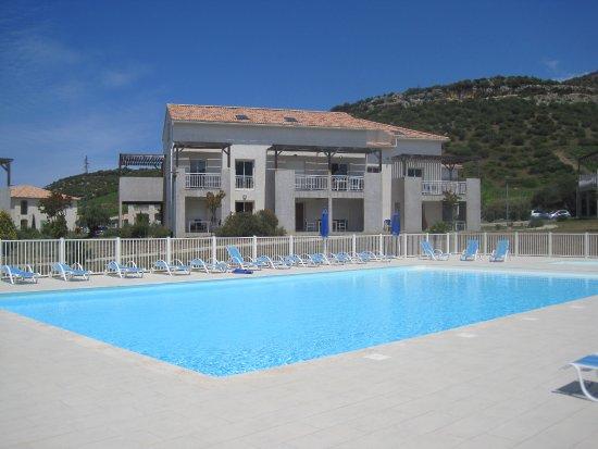 Résidence Odalys Casa d'Orinaju : superbe piscine