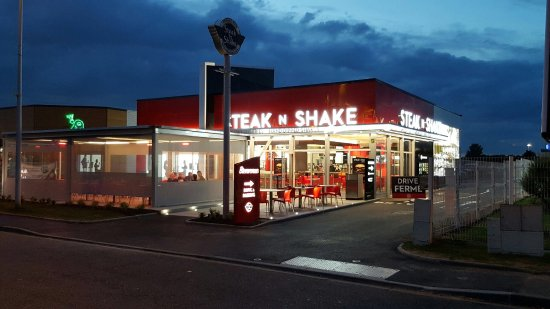 steak n shake photo de steak n shake mondeville tripadvisor. Black Bedroom Furniture Sets. Home Design Ideas