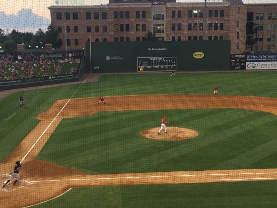 Fluor Field at the WestEnd