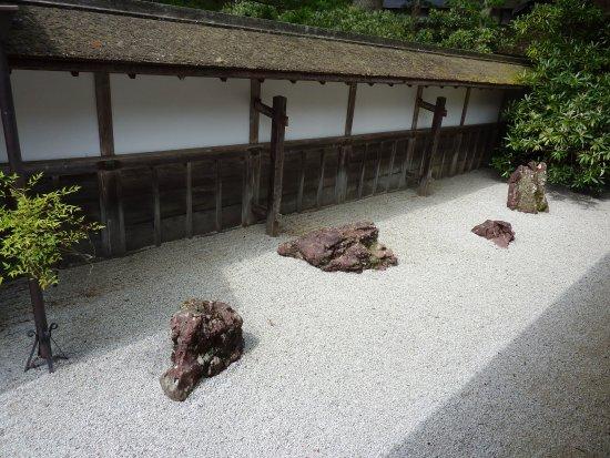 kongobu ji temple le jardin sec - Jardin Sec