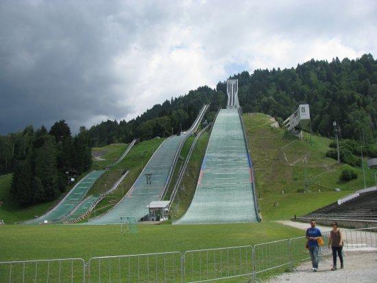 Olympiaschanze: GAPA#4