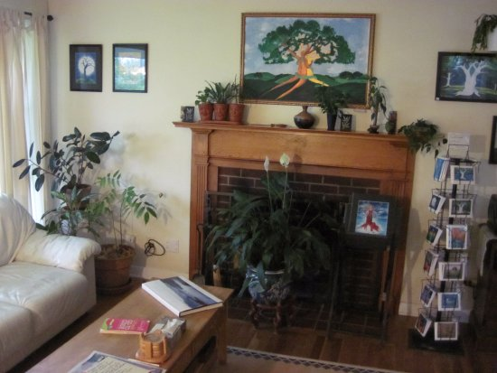 Fairhaven Guesthouse : living room