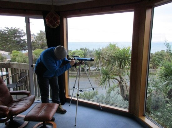 Kaka Point, New Zealand: Starboard King Suite