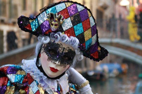 Hotel Casa Boccassini: Carnaval de Venise 2015