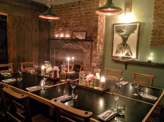 The Cambridge Street Kitchen - Picture of The Cambridge Street ...