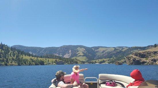 Holter Lake Photo