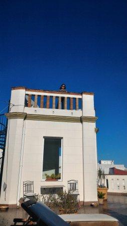 Casa Grande: Terrazza