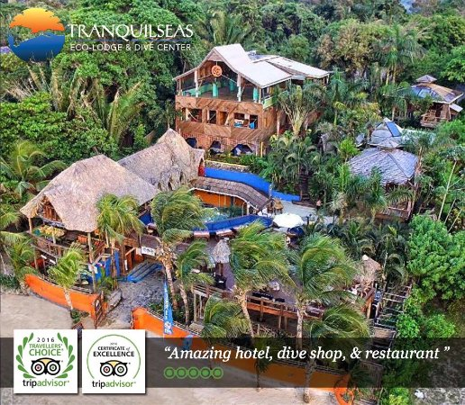 Tranquilseas Eco Lodge and Dive Center: welcome o Roatan's number 1 Eco Lodge