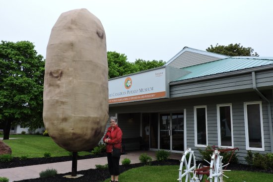 O'Leary, Canadá: The world\s largest potato