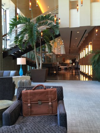 The Highland Dallas: Highland Lobby